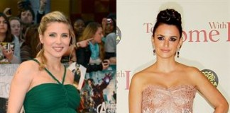 Elsa Pataky and Penelope Cruz