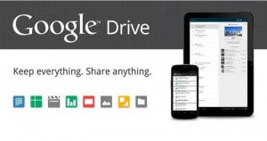 Google Drive 300x158 Google Drive Exceeds 5 Million Downloads in Android