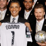 Barack Obama Full of Praise for David Beckham 150x150 Presidential Debate Obama and Romney Views on Foreign Policy