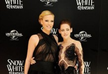 Charlize Theron and Kriste Stewart New Fashion