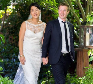 Facebooks Mark Zuckerberg marries sweetheart Mark Zuckerberg Married Sweetheart Priscilla Chan