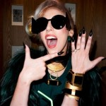 Lady Gaga Showing off Her New Engagement Ring 150x150 Katy Perry Taylor Swift Miley Cyrus And Carrie Underwood Best of the Billboard