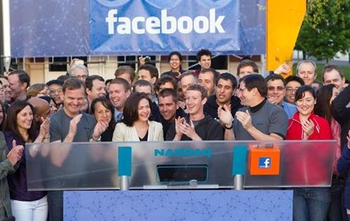 Mark Zuckerberg Gives the Signal for Facebook IPO