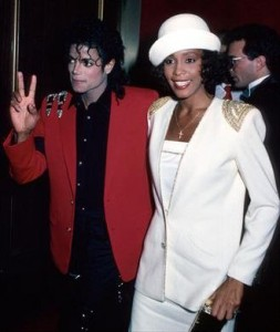 Michael Jackson and Whitney Houston Love Revealed