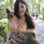 Monkey Girl Has Breast Implants 150x150 Breast Implants at 4 Years Old