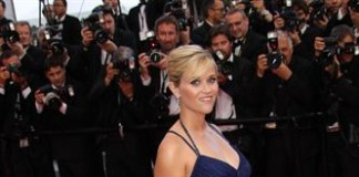 Reese Witherspoon Pregnancy Boasts Cannes