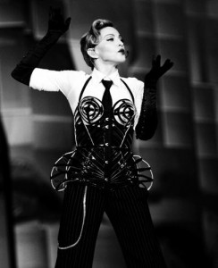 Madonna Unveils the Designs of Jean Paul Gaultier 244x300 Madonna Unveils the Designs of Jean Paul Gaultier