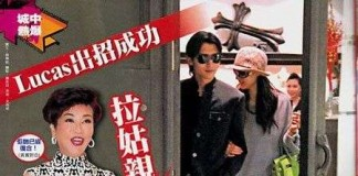 Nicholas Tse and Cecilia Cheung Together Again says mother of Nicholas Tse