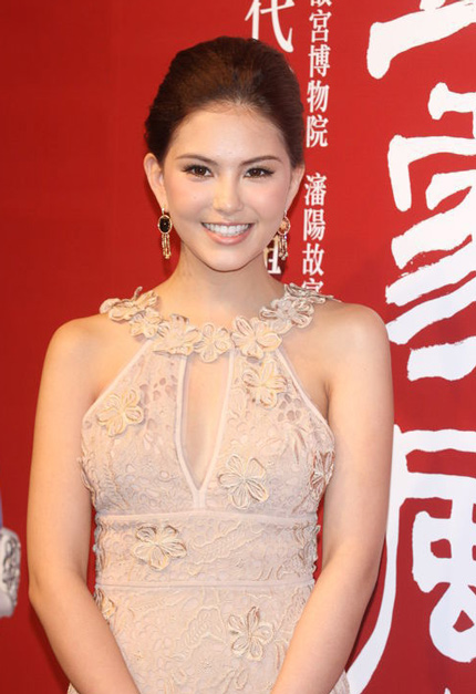 Teen Model Jay Chou's Girlfriend Hannah Quinlivan