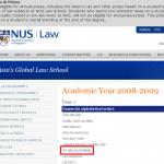 Darrine Ko Wen Hui NUS Law Scandal Student