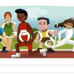 London Olympic Opening Ceremony First By Google 150x150 London Olympic 2012 Torch Ends Journey