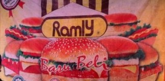 Ramly Burgers Are Banned In Singapore