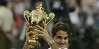Roger Federer Won His Seventh Wimbledon World Title