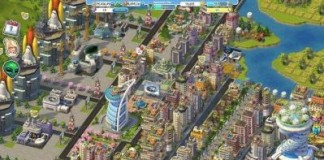 SimCity Social Reaches On Facebook