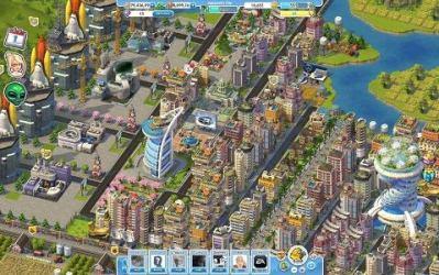 SimCity Social Reaches On Facebook