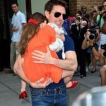 Tom Cruise Visiting Suri First Time After Divorce 150x150 Suri Cruise Key Point Between Katie Holmes and Tom Cruise