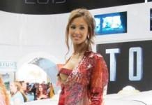 Total Recall Three Breast Actress Kaitlyn Leeb