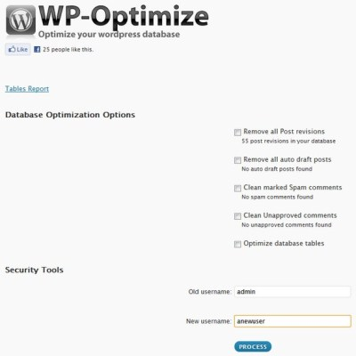 WP Optimize Improve The Performance of Your WordPress Blog