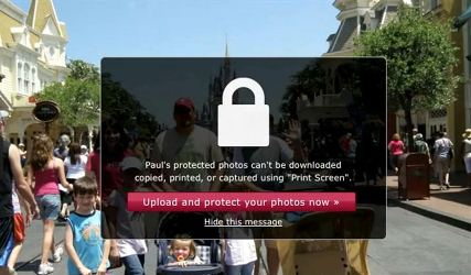 Facebook App McAfee Social Protection For Your Photos