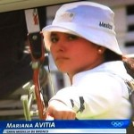 Mariana Avitia Won Bronze Medal in Archery 150x150 Long Jumper's Superman Moment Goes Wrong