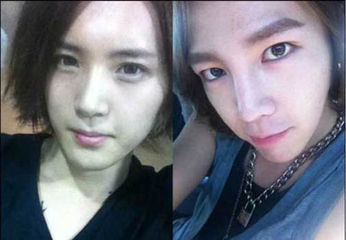 Prince Sung Won Resemblance With Jang Geun Suk