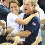Princess Kate Middleton and William Cheers for Olympians 150x150 Princess Kate Middleton Latest Victim of Photoshop