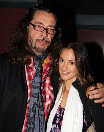 RICK DUFAY AND MINKA KELLY