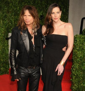 STEVEN AND LIV TYLER Not So Hot Fathers Super Hot Daughters
