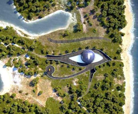Eye Of Horus House