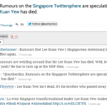 lky died twitter 150x150 Downtown Lines Bugis MRT Worksite Accident