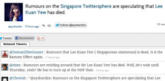 lky died twitter