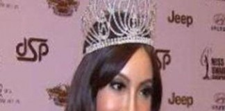 Lynn Tan was crowned Miss Universe Singapore 2012