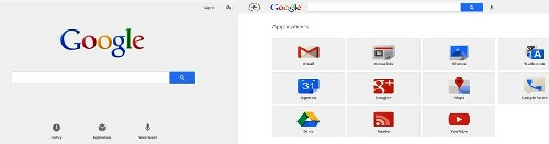 Google Launches Search App for Windows 8