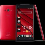 HTC New Smartphone J Butterfly 5 inches Showed in Japan