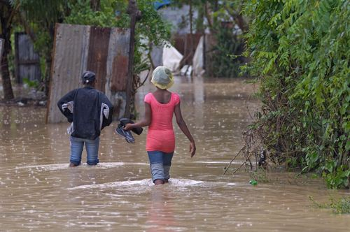 Haiti declared a State of Emergency Hurricane Sandy Updates 