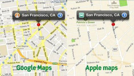 Is Apple Maps Faster Than Google Maps