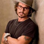 Johnny Depp 150x150 Johnny Depp Close Call: Actor Almost Mangled on Lone Ranger