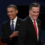 Presidential Debate 2012 Obama and Romney Clash Over Fiscal Policy and Health Reform