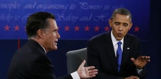 Presidential Debate Obama and Romney Views on Foreign Policy