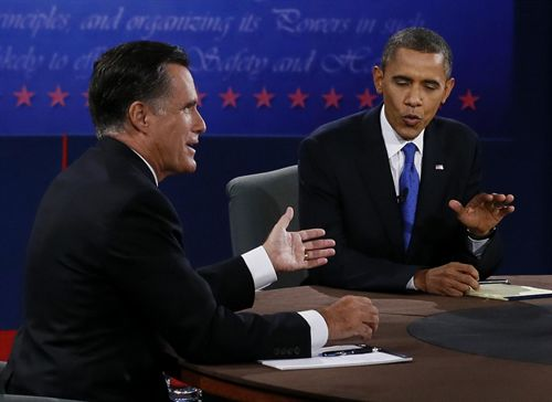 Presidential Debate Obama and Romney Views on Foreign Policy Presidential Debate Obama and Romney Views on Foreign Policy