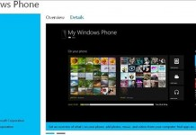 Windows Phone App Sync With Windows 8 is Available