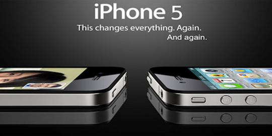 iPhone 5 CDMA Rumor or True