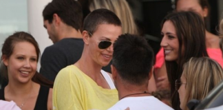 Charlize Theron always has hair, how long more?
