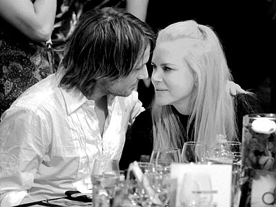 Keith Urban comments about his wife Nicole Kidman
