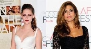 Kristen Stewart and Eva Mendes Hot Look At AFI Festival