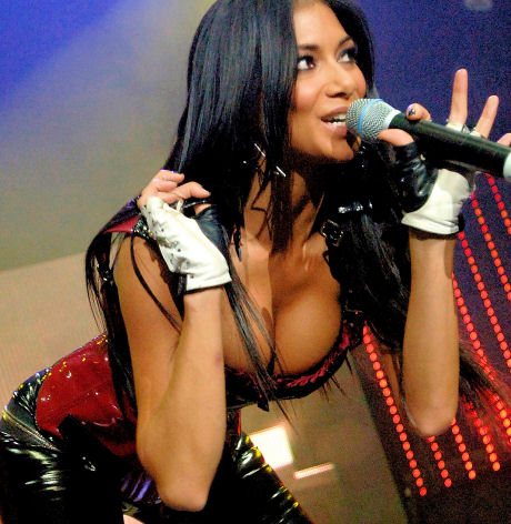 Nicole Scherzinger was just the representative of The Pussycat Dolls who can comment: Ashley Roberts says