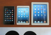 User Based Review iPad Mini vs iPad and Nexus 7