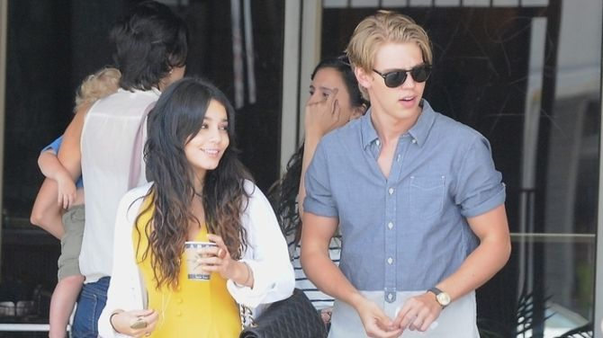 Sex with James is nerve-racking: Vanessa Hudgens Says