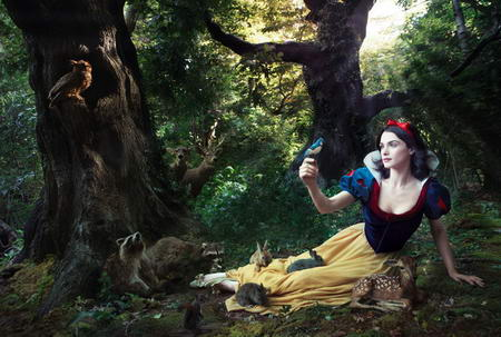 rachel weisz snow white Celebrities Photos as Disney Legends by Annie Leibovitz