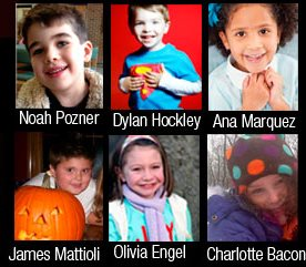 20 Innocent Children Killed in Connecticut
